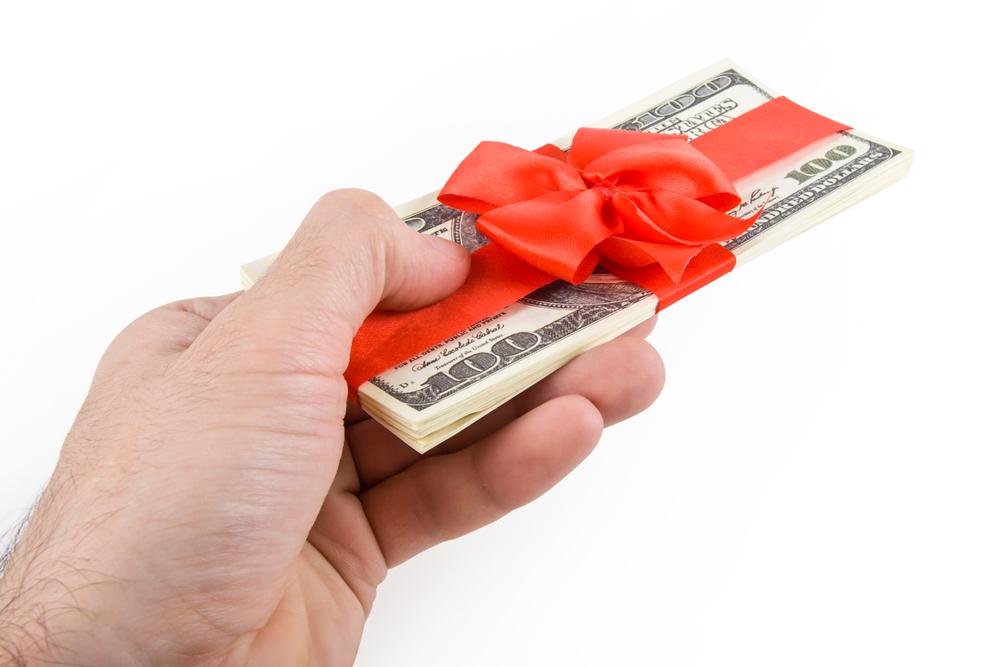 Ценные подарки для что к ним относится